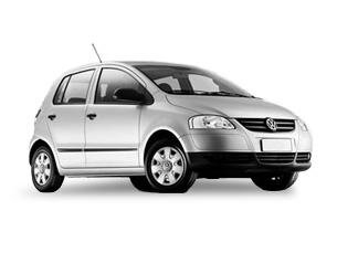 Volkswagen Fox 1.6 8V (Flex) 2010