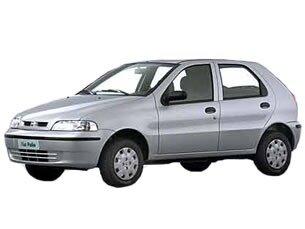 Fiat Palio ELX 1.0 16V Fire 2001