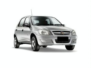 Chevrolet Celta Spirit 1.0 VHCE (Flex) 4p 2010