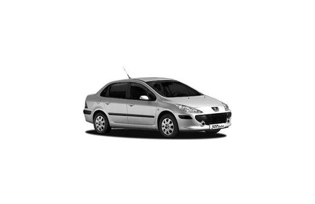 Peugeot 307 Sedan 2007