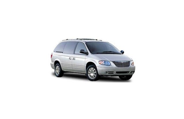 Chrysler Grand Caravan 2008