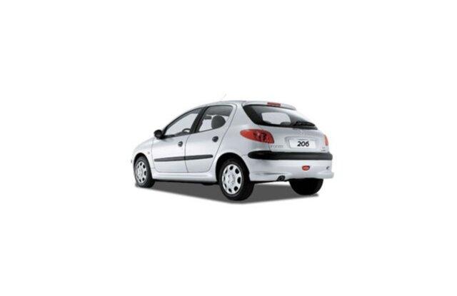 Peugeot 206 2010