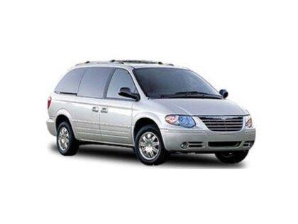 Chrysler Grand Caravan 2008