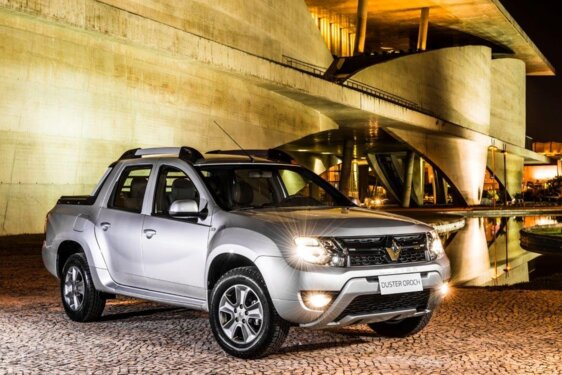 RENAULT DUSTER OROCH