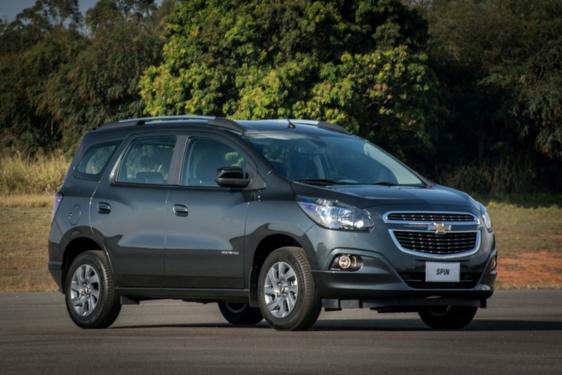 7862650fcc829 Preço de Chevrolet Spin LTZ 7S 1.8 (Flex) (Aut) 2018  Tabela FIPE e KBB