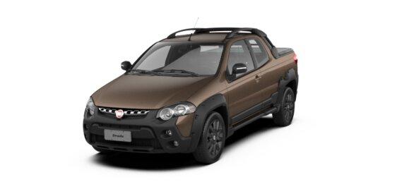 FIAT STRADA Usado - 2018