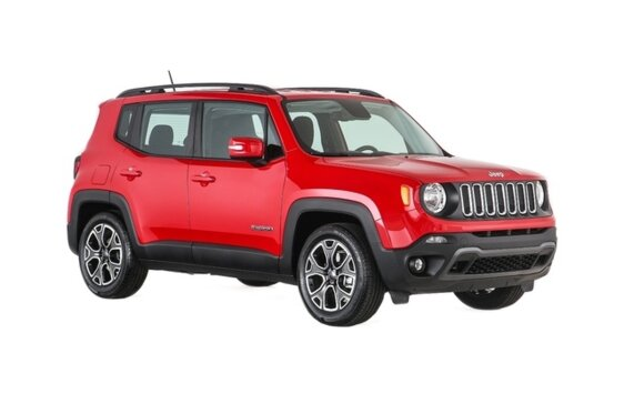 JEEP RENEGADE Novo - 2018