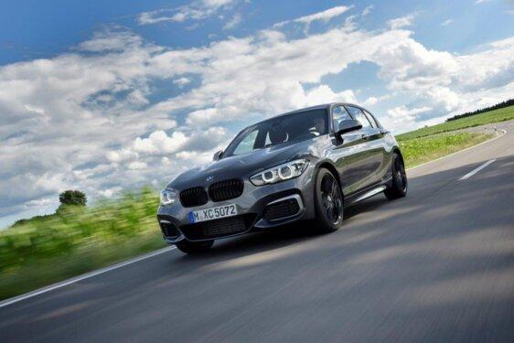 BMW SÉRIE 1 2018