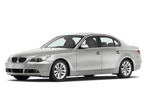 BMW SÉRIE 5 2009
