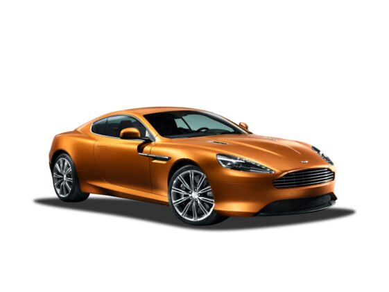 ASTON MARTIN VIRAGE Used - 2012