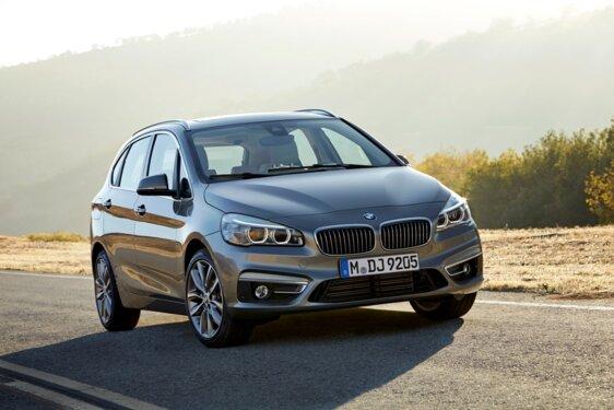 BMW SÉRIE 2 ACTIVE TOURER 2015
