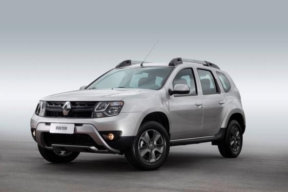 Pre U00e7o De Renault Duster 1 6 16v Dynamique  Flex  2016
