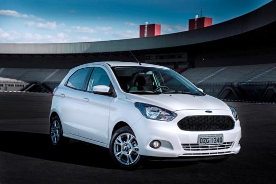 Preco De Ford Ka 1 0 Se Plus Flex 2017 Tabela Fipe E Kbb