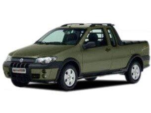 FIAT STRADA Usado - 2009