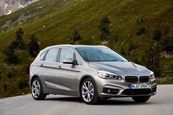 BMW SÉRIE 2 ACTIVE TOURER 2017