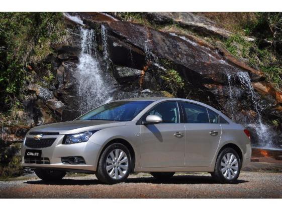 Chevrolet Cruze LTZ 1.8 16V Ecotec (Aut)(Flex) 2012