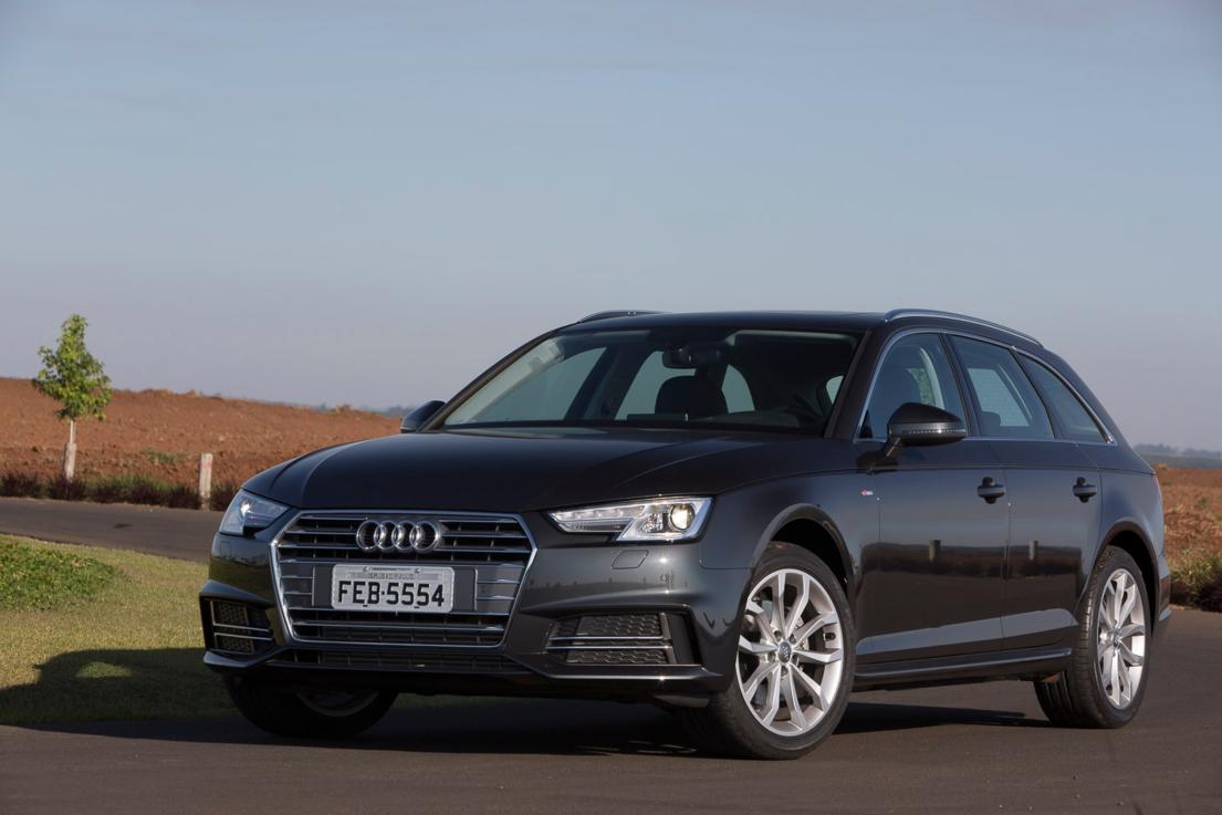 Audi A4 2.0 TFSI Avant Ambiente S Tronic 2018: Fotos e ...