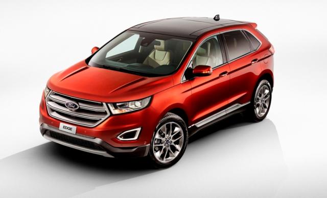 Leia Mais Sobre O Ford Edge