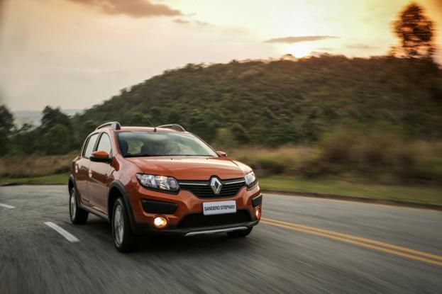 Renault Sandero Stepway 2016 Icarros