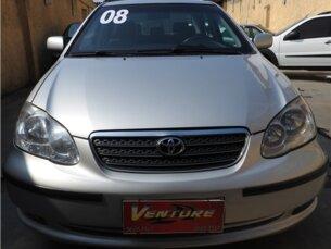 Corolla Sedan XEi 1.8 16V (flex) (aut)   2008