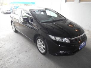 New Civic EXS 1.8 16V I VTEC (Aut) (Flex)   2012