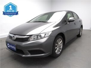 New Civic LXL 1.8 16V I VTEC (Aut) (Flex)   2012