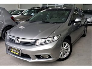 Honda New Civic LXS 1.8 16V I VTEC (Aut) (Flex)