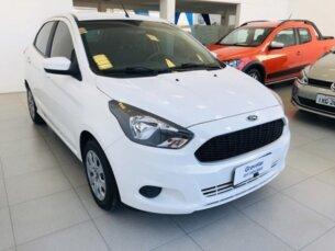 Super Oferta  Ford Ka 1.0 SE Plus (Flex) 2017 2018 4P Branco 74d6ef1668