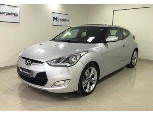 Super Oferta  Hyundai Veloster 1.6 16V (aut) 2012 2013 3P Prata Gasolina 4746bab10f6