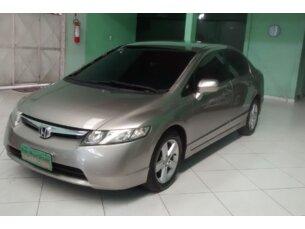 New Civic Sedan LXS 1.8   2007