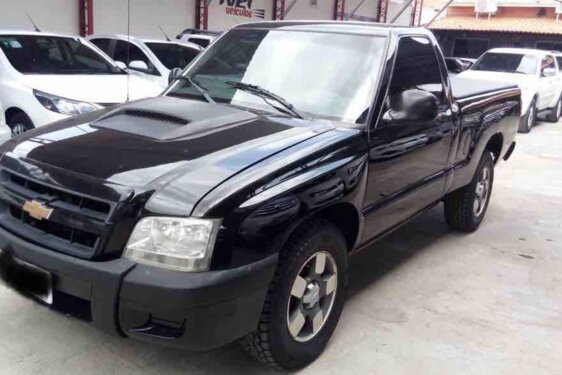 CHEVROLET S10 COLINA 4X2 2.8 TURBO ELECTRONIC  CAB SIMPLES