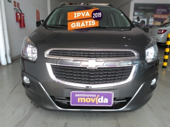Carro Chevrolet Spin Campinas Sp à venda em todo o Brasil!   Busca ... 61df4264da