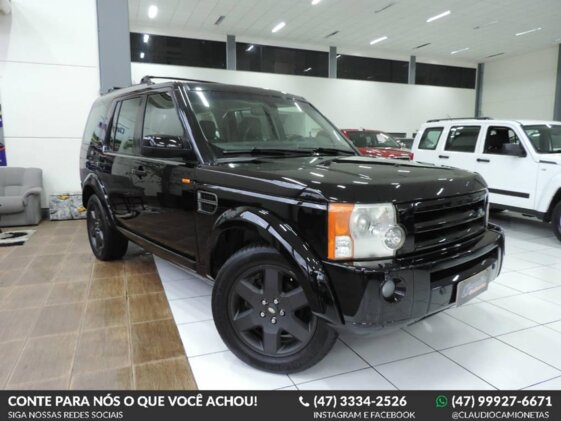 LAND ROVER DISCOVERY 3 4X4 SE 4.0 V6