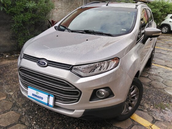 FORD ECOSPORT FREESTYLE 2.0 16V  FLEX  4WD