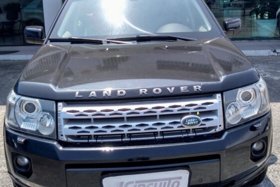 LAND ROVER FREELANDER 2 SE 2.2 SD4  AUT