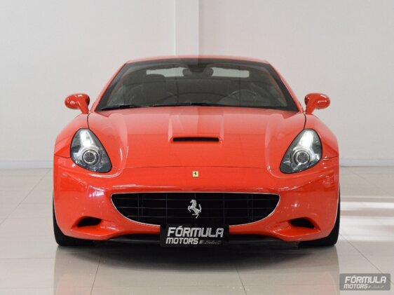 FERRARI CALIFORNIA F1 4.3 V8