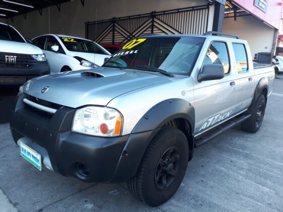 NISSAN FRONTIER XE 4X4 2.8 ELETRONIC  CAB. DUPLA