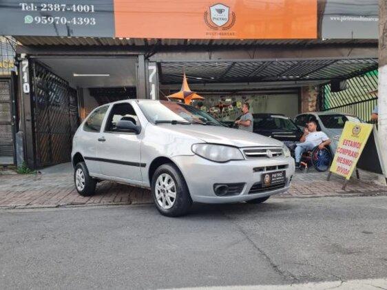 FIAT PALIO FIRE 1.0 8V  FLEX  2P