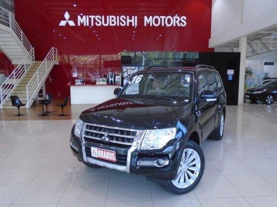 MITSUBISHI PAJERO FULL 3.8 V6 5D HPE 4WD