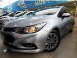 Chevrolet Cruze LT 1.4 16V Ecotec (Aut) (Flex) 2016/2017 4P Prata Flex