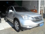 Honda CR-V LX 2.0 16V 2010/2010 4P Prata Gasolina