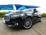 Ford Fusion 2.0 16V GTDi Titanium (Aut) 2014/2015 4P Preto Gasolina
