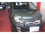 Fiat Idea Adventure 1.8 16V E.TorQ (Flex) 2012/2013 5P Verde Flex