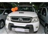 Toyota Hilux SR 4x4 3.0 (cab. dupla) 2011/2011 4P Branco Diesel
