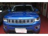 Jeep Compass 2.0 Longitude (Aut) (Flex) 2017/2017 5P Azul Flex