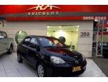 Toyota Etios Sedan X 1.5 (Flex) 2013/2014 4P Preto Flex