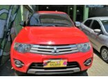 Mitsubishi L200 Triton 3.2 DID-H HPE 4WD 2014/2015 4P Vermelho Diesel