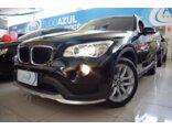 BMW X1 2.0 sDrive20i Activeflex 2014/2015 4P Preto Flex