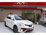 Toyota Etios Sedan Platinum 1.5 (Flex) (Aut) 2017/2017 4P Branco Flex