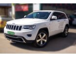 Jeep Grand Cherokee 3.0 V6 CRD Limited 4WD 2015/2015 5P Branco Diesel
